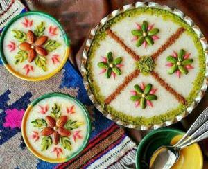 خوشمزه ترین روش تهیه شیر برنج سنتی برای روزهای سرد