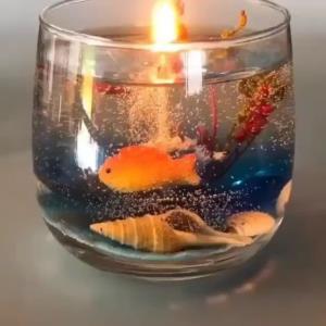 به جای خرید ماهی قرمز عید این ایده زیبا را بسازید