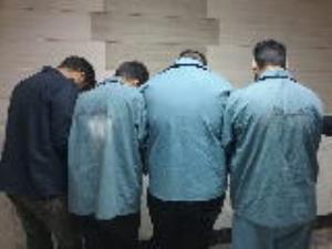 اعتراف سارقان به ۳۵ فقره سرقت از مغازهها