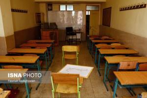 بازگشایی مدارس در نطنز منتفی است