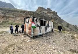 علت آتشسوزی کانکس معلمان دزفول، صاعقه یا نشت گاز؟