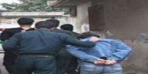 دستگیری 2 شرور مسلح در یک عملیات ضربتی