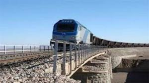 یخ زدن ترمزهای قطار در حد فاصل هشترود به مراغه