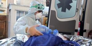 اینفوگرافیک/ بستری ۱۱۸ بیمار مبتلا به کرونا در سمنان