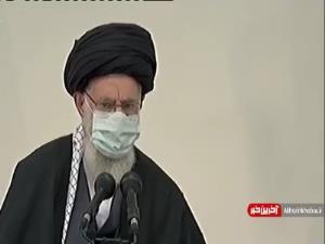 بیانات رهبر انقلاب در دیدار با خانواده شهید فخری زاده