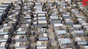 کشف ۷۰۰۰ دستگاه ماینر از آپارتمانی در تهران