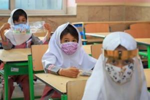 ۴۳ درصد دانش آموزان آذربایجان شرقی در مدارس حضور یافتند