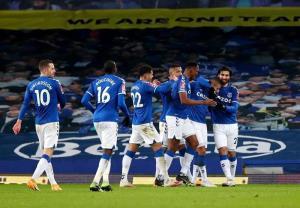 جامحذفی انگلیس/ اورتون در جمع ۱۶ تیم پایانی قرار گرفت