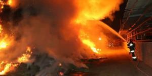خانه لاکچری در خیابان فرشته تهران سوخت