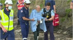 پرش با چتر پیرمرد 91 ساله استرالیایی!