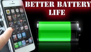 6 راه برای بالا بردن طول عمر باتریهای آیفون
