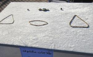 گردنبند قاپ با 20 فقره سرقت روانه زندان شد