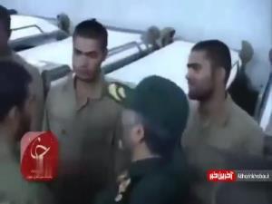 نحوه برخورد شهید احمد کاظمی با سربازان