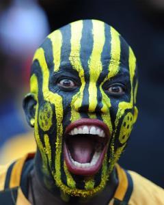 تصاویر جالبی از هواداران مشتاق «ال کاسیکو»!