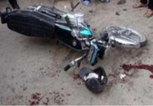 برخورد موتورسیکلت با تیر چراغ برق موجب مرگ ۲ نفر شد