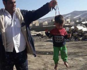 تصویرِ تلخ کودکآزاری در اینستاگرام پربازدید شد!