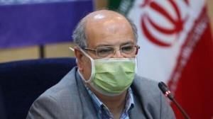 علیرضا زالی: تهران همچنان «زرد» است