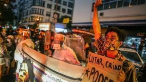 مردم برزیل خواستار برکناری رئیسجمهور کشورشان شدند