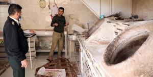 حدود ۳۰ درصد تخلفات صنفی شهرقدس مربوط به نانواییها است