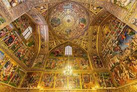 کلیسای وانک بنایی صفوی در اصفهان
