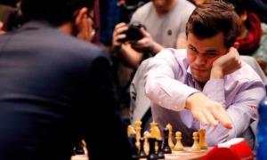 بهانه عجیب قهرمان شطرنج جهان پس از شکست جنجالی!