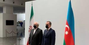 جزئیات دیدار ظریف با همتای آذربایجانی