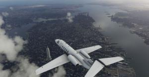 بهروزرسانی جدید بازی Microsoft Flight Simulator تاخیر خورد