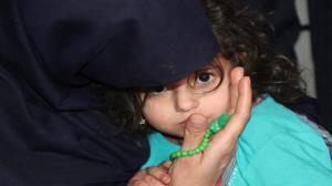 دختر گمشده هرمزگانی پیدا شد؛ او زیر درخت خواب رفته بود!