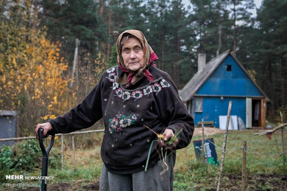 عکس/ منطقه ای عجیب در اروپا؛ زن سالاری محض!