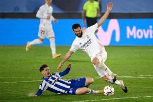 مدافع اسپانیایی به کرونا مبتلا شد