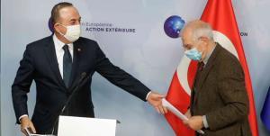 اتحادیه اروپا تحریمهای ترکیه را به تعویق انداخت