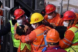 کشف اجساد ۹ کارگر محبوس در معدن طلای چین