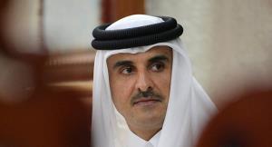 پیام تسلیت امیر قطر به پادشاه عربستان