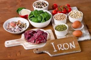 علائمی که هشدار می دهد بدنتان کمبود آهن دارد