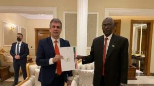 توافق سودان با اسرائیل برای گشایش سفارتخانه
