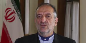 هدف سفر هیات طالبان به تهران از زبان سفیر ایران