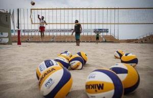 تست کرونای ۴ عضو تیم ملی والیبال ساحلی ایران مثبت اعلام شد