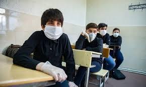 همزمانی افزایش فوتیهای کرونا با بازگشایی مدارس