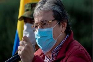 کرونا وزیر دفاع کلمبیا را به کام مرگ کشاند