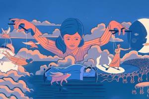 رویای شفاف؛ آیا میتوانیم خواب خود را کنترل کنیم؟