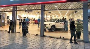 سقوط چینی در بازار خودرو
