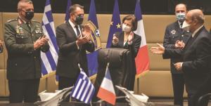یونان از فرانسه جنگندههای «رافائل» میخرد