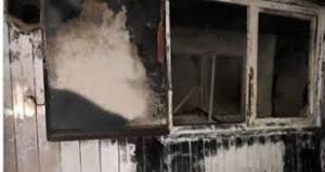 جان باختن یکی از مصدومان حادثه آتشسوزی کانکس در دزفول