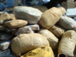 ۱۸۲ کیلو موادمخدر در ورودی مشهد توقیف شد