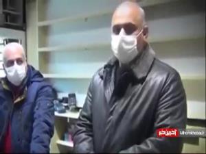 ناکام ماندن سارق مسلح طلا فروشی در تهران