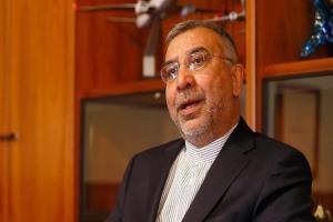 رایزنی نماینده ویژه ایران در امور افغانستان با نماینده دبیرکل سازمان ملل
