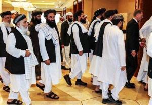 هیات سیاسی طالبان با دعوت وزارت خارجه به ایران آمد