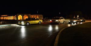 ممنوعیت تردد شبانه در همدان به مدت یک هفته لغو شد