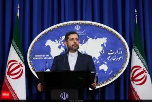 خطیبزاده: هدف از سفر هیأت طالبان به تهران گفتگو درباره صلح افغانستان است
