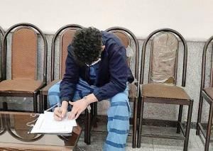 جوان 20 ساله: به قتل اعتراف کردم تا در زندان بخوابم!
